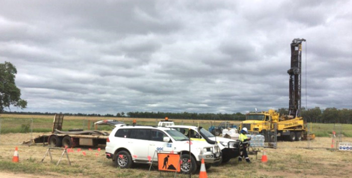 Shell Petroleum - Gas Monitoring - Taroom, QLD